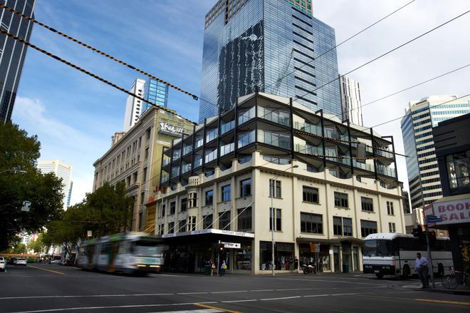 City Edge on Elizabeth Apartment Hotel - Melbourne - Edificio