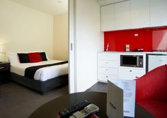 City Edge on Elizabeth Apartment Hotel - Melbourne - Κρεβατοκάμαρα