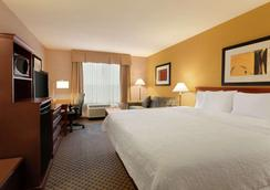 Hampton Inn & Suites by Hilton Langley-Surrey - Surrey - Bedroom