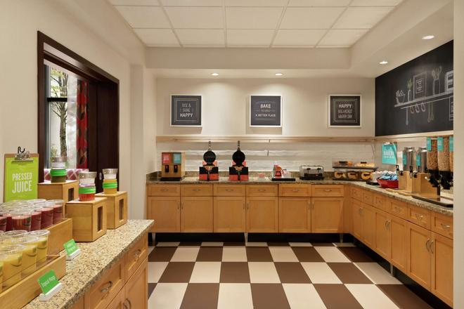 Hampton Inn & Suites by Hilton Langley-Surrey - Surrey - Buffet