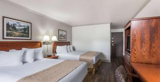 Travelodge by Wyndham Livingston Yellowstone - Livingston - Bedroom