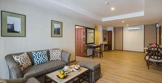 Asoke Residence Sukhumvit By Uhg - Bangkok - Sala de estar