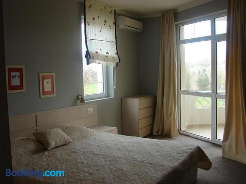 Blue Orange Beach Resort - Sozopol - Bedroom