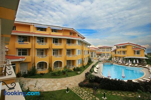 Blue Orange Beach Resort - Sozopol - Building