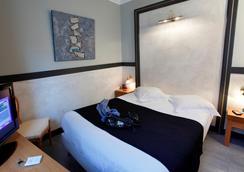 Adonis Marseille Vieux Port - Marsiglia - Camera da letto