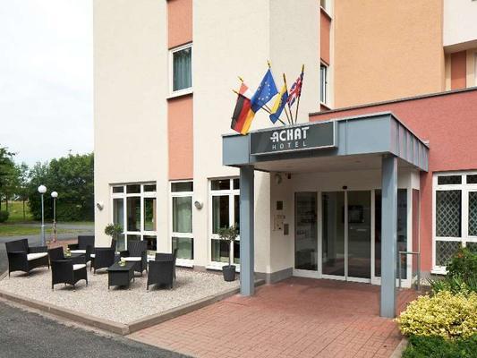 Achat Comfort Messe-Chemnitz - Chemnitz - Edificio