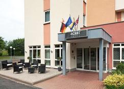 Achat Comfort Messe-Chemnitz - Chemnitz - Building