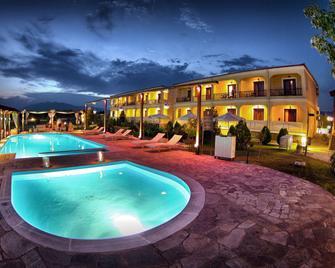 Agnantio Hotel & Spa - Sidirókastro - Piscină