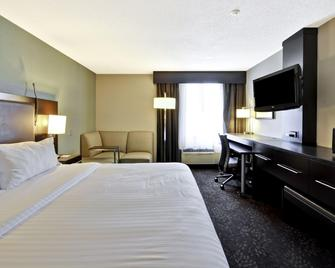 Holiday Inn Express Romulus / Detroit Airport - Romulus - Camera da letto