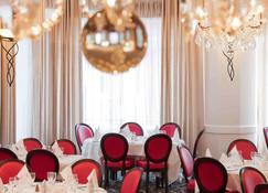 Mercure Lourdes Imperial - Lourdes - Salão de banquetes