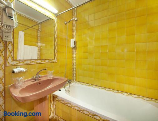 Lagosmar Hotel - Lagos - Bathroom