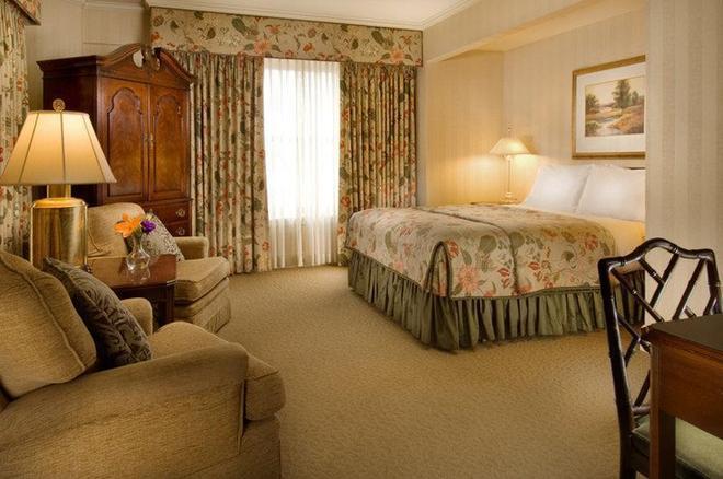 Mayflower Park Hotel - Seattle - Camera da letto