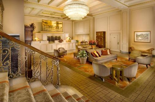 Mayflower Park Hotel - Σιάτλ - Σαλόνι ξενοδοχείου