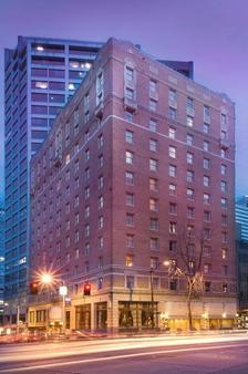 Mayflower Park Hotel - Σιάτλ - Κτίριο