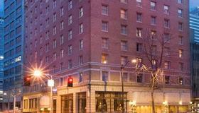 Mayflower Park Hotel - Seattle - Building