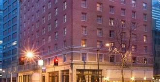Mayflower Park Hotel - Seattle - Rakennus