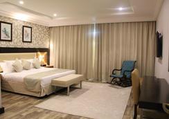 Al Rawda Hotel Residence - Al Darraja - Jeddah - Bedroom
