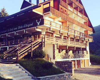 Chalet-Hotel la Balme - Saint-Sorlin-d'Arves - Gebouw