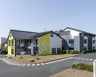 B&b Hotel Chateauroux (2) Aéroport - Déols - Building
