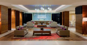 Hyatt Regency Dubai - Dubai - Area lounge