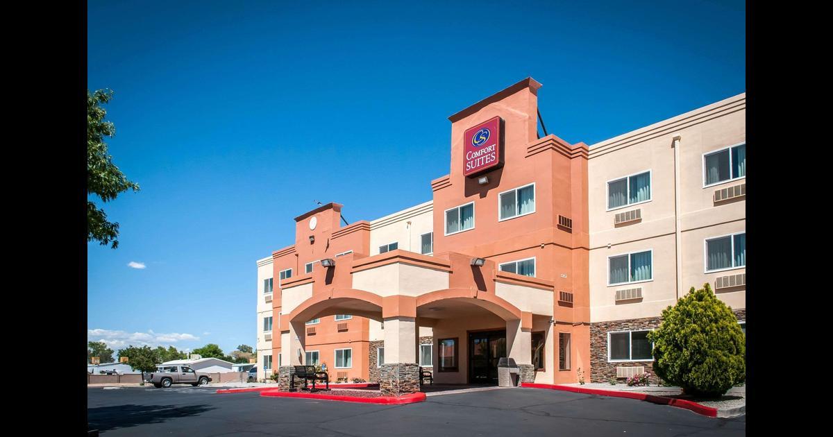 Comfort Suites 69 ̶1̶1̶0̶ Albuquerque Hotel