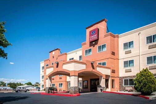 Comfort Suites - Albuquerque - Rakennus