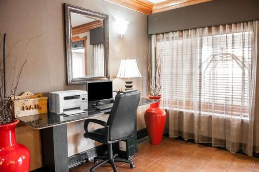 Comfort Suites - Albuquerque - Liikekeskus