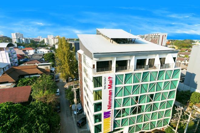 Nimman Mai Design Hotel Chiang Mai - Τσιάνγκ Μάι - Κτίριο