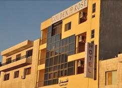 Golden Rose Hotel - Aqaba - Edificio