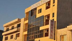 金玫瑰大酒店 - 阿卡巴 - 亞喀巴 - 建築