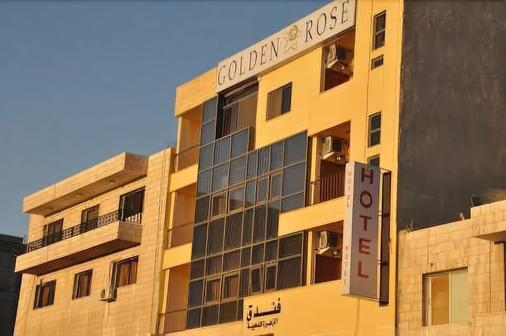 Golden Rose Hotel - Aqaba - Building