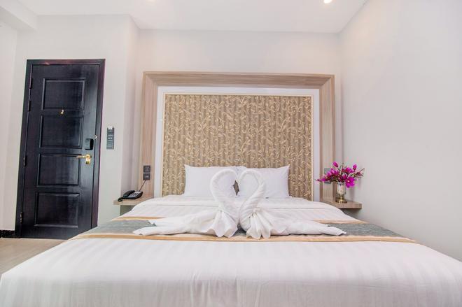 New York Hotel - Phnom Penh - Makuuhuone