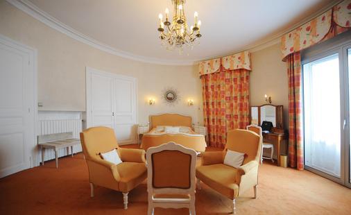 Best Western Continental - Pau - Wohnzimmer