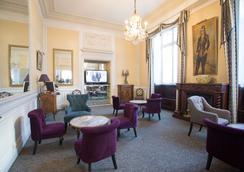 Best Western Continental - Pau - Lounge