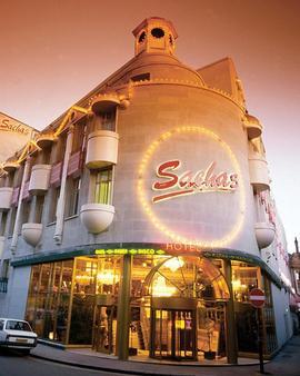 Britannia Sachas Hotel - Μάντσεστερ - Κτίριο
