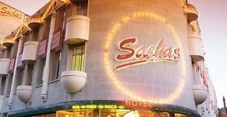 Britannia Sachas Hotel - Mánchester - Edificio