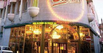 Britannia Sachas Hotel - Manchester - Rakennus
