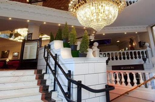 Britannia Sachas Hotel - Manchester - Vastaanotto