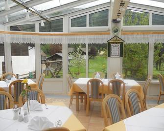 Jugendgästehaus Gosauschmied - Gosau - Restaurace