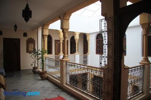 Riad Dar El Ghali - Rabat - Building