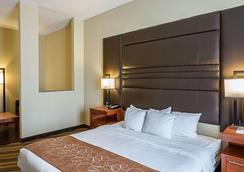 Comfort Suites - Gonzales - Bedroom