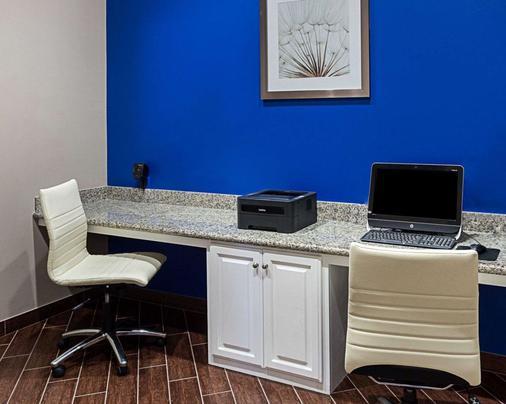 Comfort Suites - Gonzales - Business center