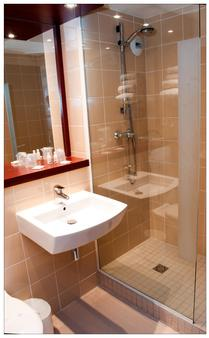 Hotel Kyriad Saint-Malo Ouest-Dinard - Dinard - Bathroom
