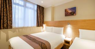 Comfort Inn Hyde Park - London - Bedroom