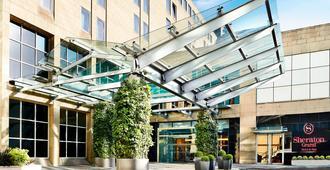 شيراتون جراند هوتل آند سبا، إدنبرة - إدنبرغ - مبنى