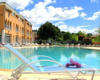Résidence Odalys La Licorne de Haute Provence - Gréoux-les-Bains - Pool