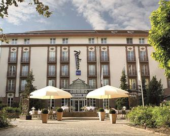 Radisson Blu Hotel, Halle-Merseburg - Merseburg - Gebouw