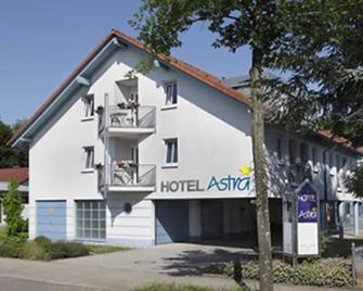 Astra Hotel Garni - Rastatt - Edificio