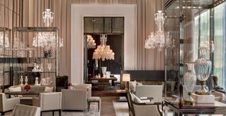 Baccarat Hotel and Residences New York - New York - Area lounge