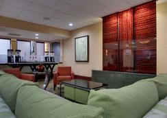 Hampton Inn & Suites Spartanburg-I-26-Westgate Mall - Spartanburg - Σαλόνι ξενοδοχείου